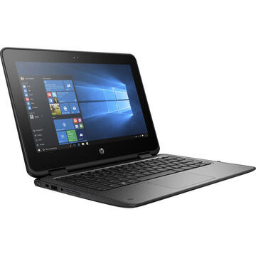 Laptop second hand HP ProBook x360 11 G2 EE Intel Core m3-7Y30 CPU 1.00GHz 8GB DDR3 128GB SSD 11.6 inch 1366X768  Touchscreen Webcam