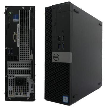 Calculator second hand Dell 3040 SFF Intel Core i5-6500 3.20GHz up to 3.60GHz 4GB DDR3 240GB SSD