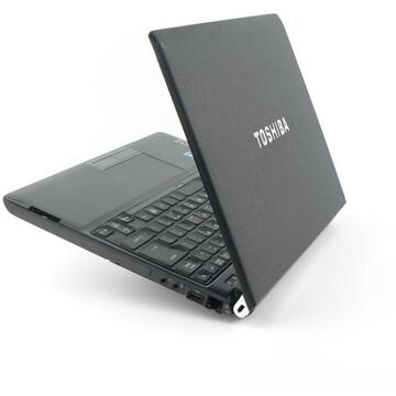 Laptop second hand Toshiba Satellite R734/K Intel Core™ i5-4300M CPU 2.60GHz up to 3.30GHz 4GB DDR3 500 GB HDD DVD 13.3Inch HD 1366x768