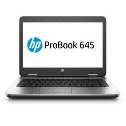 Laptop second hand HP ProBook 645 G2 AMD PRO A10-8700B R6 1.80GHz up to 3.20GHz  8GB DDR3 500GB HDD  AMD RADEON R6 GRAPHICS 14inch 1366x768  Webcam