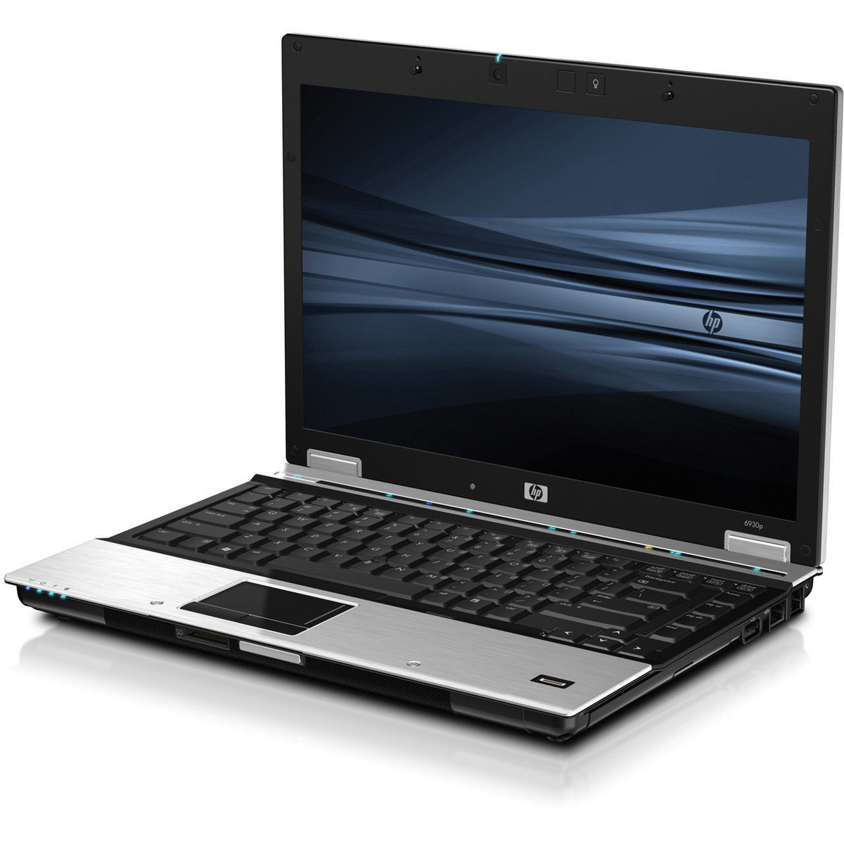 Laptop second hand elitebook 6930p core 2 duo p8600 2.4