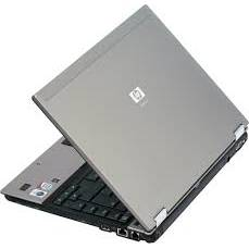 Laptop second hand HP EliteBook 6930P Core 2 Duo P8600 2.4 GHz 2GB DDR2 160GB 14.1 inch DVD-RW