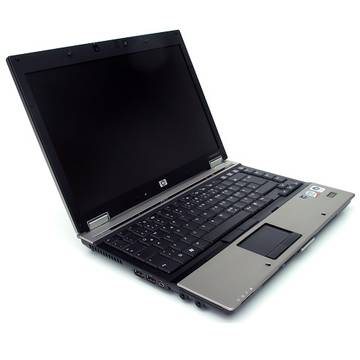 Laptop second hand HP EliteBook 6930p Core 2 Duo P8700 2.53 GHz 4 GB DDR2 160GB HDD DVD-RW 14.1 inch