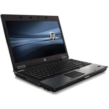 Laptop second hand HP EliteBook 8440p i5 520M 2.4GHz 4GB DDR3 320GB Sata DVDRW 14.1 inch Webcam