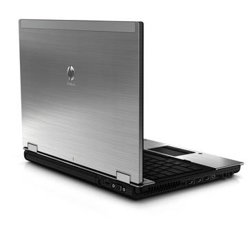 Laptop second hand HP EliteBook 8440p i5-540M 2.53GHz up to 3.06GHz  4GB DDR3 320GB Sata DVD-RW 14.1inch Webcam