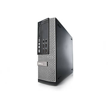 Calculator second hand Dell Optiplex 990 Intel Core i5-2400 3.10GHz 4GB DDR3 250GB HDD Sata DVD-RW  SFF