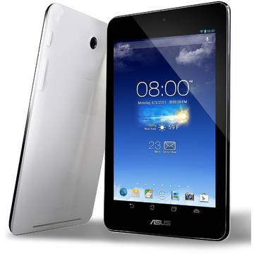 Tableta Second Hand Asus MeMO Pad HD 7 ME173X  Quad-Core MT8125 1.20GHz 7inch IPS HD 1Gb DDR3 16Gb Wi-Fi Android JellyBean 4.2 Blue