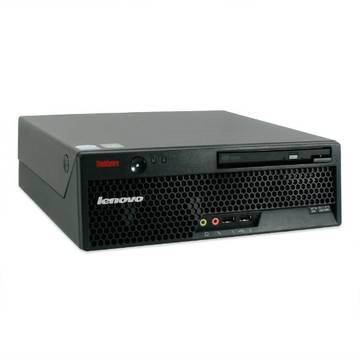 Lenovo M57 Core 2 Duo E6550 2.33GHz 1GB DDR2 80GB HDD Sata RW VB Coa Desktop Soft Preinstalat  Windows 7 Home