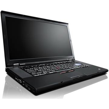 Laptop second hand Lenovo Thinkpad T520 i5-2520M 2.5GHz 4GB DDR3 320GB HDD Sata RW  NVS 4200M 1GB 15.6 inch Webcam