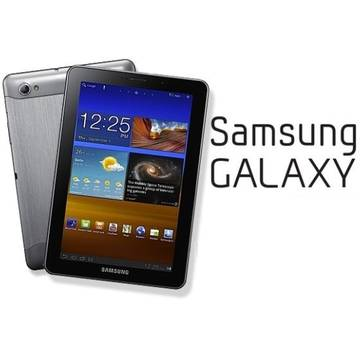 Tableta Second Hand Samsung TAB GT P6810 7.7 inch 1.4GHz Dual Core 1GB 16GB Silver