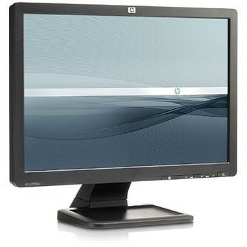 Monitor second hand HP LE1901w Black 4ms