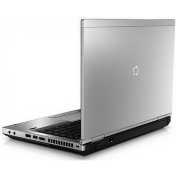 Laptop second hand HP EliteBook 8460p i5-2540M 2.6Ghz 4GB DDR3 320GB HDD DVD-RW 14 Inch Webcam