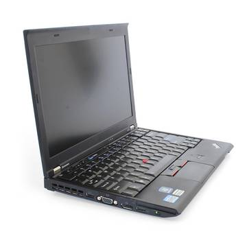 Laptop second hand Lenovo ThinkPad X220 i5 2520M 2.5GHz 4GB DDR3 320 HDD Sata Webcam 12.1inch