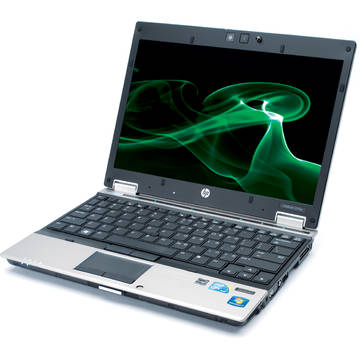 Laptop second hand HP EliteBook 2540p i5-540M 2.53Ghz 4GB DDR3 250GB HDD Sata 12.1 inch