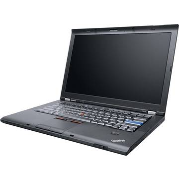 Laptop second hand Lenovo ThinkPad T410s i5 520M 2.4GHz 4GB DDR3 160GB HDD 2X Baterie 14.1 Inch