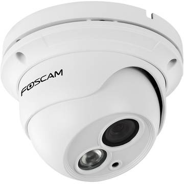 Produs NOU Camera supraveghere IR Foscam IP camera FI9853EP PoE 2.8mm H.264 720p IP66 Plug&Play