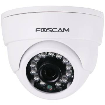 Produs NOU Camera supraveghere IR Foscam IP camera FI9851P WLAN 2.8mm H.264 720p Plug&Play