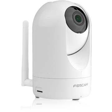 Produs NOU Camera supraveghere analog Foscam IP camera R2 Pan/Tilt WLAN 2.8mm H.264 1080p Plug&Play