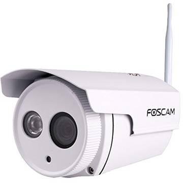 Produs NOU Camera supraveghere analog Foscam IP camera FI9803P WLAN 4mm H.264 720p Plug&Play