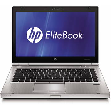 Laptop second hand HP EliteBook 8460p i5-2520M 2.5Ghz 4GB DDR3 250GB HDD Sata RW 14.1 inch