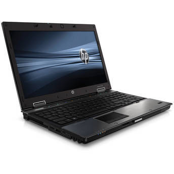 Laptop second hand HP Elitebook 8540w I7-740Q 1.73Ghz 4GB DDR3 500GB HDD Sata DVDRW 15.6inch NVIDIA Quadro FX 1800M - 1 GB Dedicat 1920x1080 Webcam