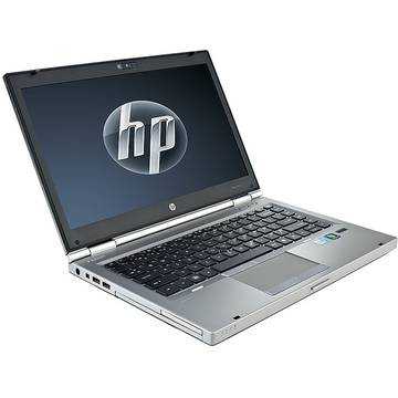 Laptop second hand HP EliteBook 8470p I5-3210M 2.5Ghz 4GB DDR3 320GB HDD RW 14.0 Led inch 1366X768 Webcam