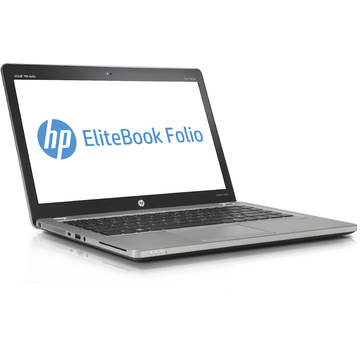 Laptop second hand HP Folio 9470M Ultrabook i5-3427U 1.8GHz 8GB DDR3 180GB SSD 14.1 inch Webcam
