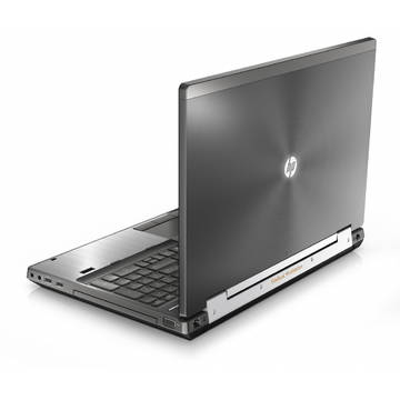 Laptop second hand HP Elitebook 8560w i7-2820QM 2.3GHz 8GB DDR3 500GB HDD Sata DVDRW Nvidia Quadro 2000 2GB Dedicat 15.6 inch