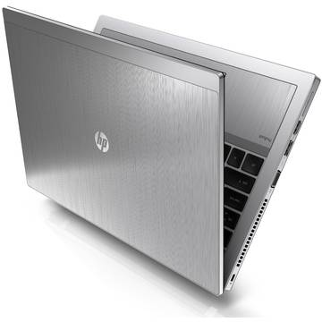Laptop refurbished HP EliteBook 2560p i5-2410M 2.3GHz 4GB DDR3 320GB HDD Sata Webcam DVD-RW 12.5inch Soft Preinstalat Windows 7 Home