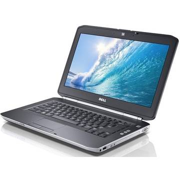 Laptop refurbished Dell Latitude E5420 i5-2520M 2.5GHz 4GB DDR3 320GB HDD Sata DVDRW 14.0 inch Soft Preinstalat Windows 7 Home