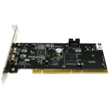 HP Firewire 1394B 2-Port API-811 PCI-x 398400-001