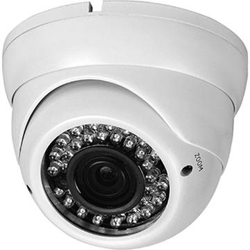 Produs NOU Camera supraveghere IR Dome IP  2Mp varifocala 2.8-12mm IR 30 m