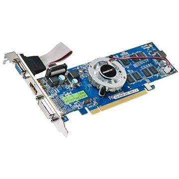 Upgrade placa video Radeon HD 5450 1024MB DDR 3
