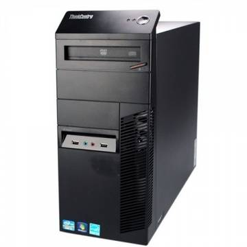 Lenovo ThinkCentre M91p Core i7-2600 3.40GHz 8GB DDR3 500GB HDD SATA DVD Tower Soft Preinstalat Windows 7 Home