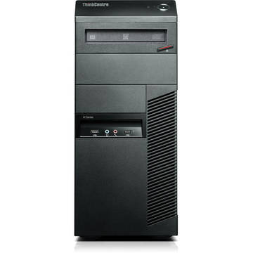 Calculator refurbished Lenovo ThinkCentre M91p Core i7-2600 3.40GHz 8GB DDR3 1TB HDD SATA DVD Tower Soft Preinstalat Windows 7 Home