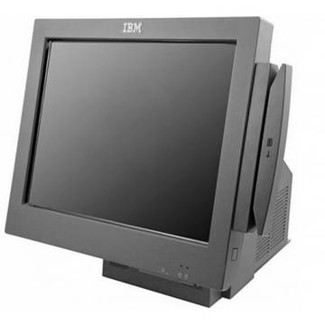 POS second hand IBM 4846-565 Intel Pentium 3.0GHz 2GB DDR2 80GB HDD Touchscreen 15inch Soft Preinstalat Windows 7 Home