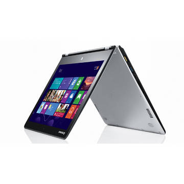 Laptop Renew Lenovo Yoga 3 11 Core M-5Y10c 800 MHz 8GBDDR3 128GB SSD 11.6 inch Full HD Multitouch Bluetooth Webcam Windows 8.1