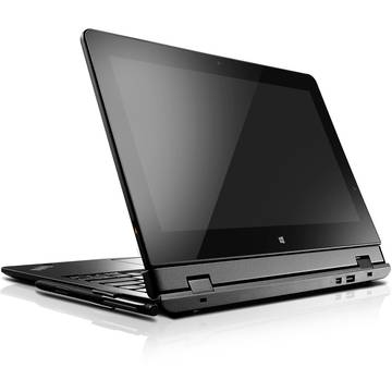 Laptop Renew Lenovo Helix 2nd Core M-5Y10c 800MHz 4GB DDR3 256GB SSD 11.6 inch FullHD Multitouch Bluetooth Webcam Windows 8.1