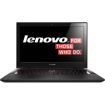 Laptop Renew Lenovo Y50-70 Core i7-4720HQ 2.6 GHz 8GB DDR3 1TB HDD 15.6 inch Full HD nVidia GeForce GTX 860M 4GB Bluetooth Webcam Windows 8.1
