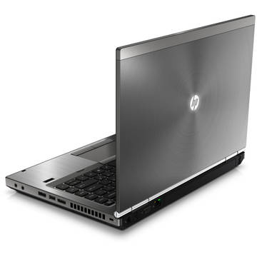 Laptop second hand HP EliteBook 8460p i5-2410M 2.3GHz up to 2.9GHz 8GB DDR3 240GB SSD RW 14.1 inch Webcam