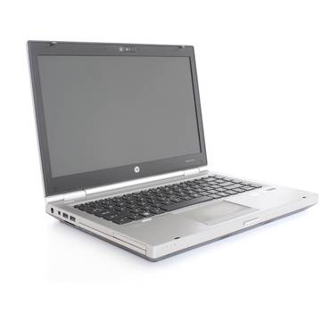 Laptop refurbished HP EliteBook 8460p i5-2410M 2.3GHz up to 2.9GHz 8GB DDR3 240GB SSD RW 14.1 inch Webcam Soft Preinstalat Windows 7 Home