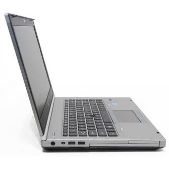 Laptop refurbished HP EliteBook 8460p i5-2450M 2.5GHz 4GB DDR3 320GB Sata DVD-RW 14.1inch Webcam Soft Preinstalat Windows 7 Professional