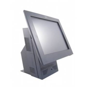POS second hand IBM POS 4846-565 Pentium 4 2.8GHz 2GB DDR2 80GB HDD Sata 15inch Touchscreen Customer Display Cititor cu banda magnetica