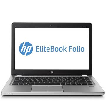 Laptop refurbished HP Folio 9470M Ultrabook i5-3427U 1.8GHz 4GB DDR3 320GB Sata 14.1 inch Webcam Win 7 Home Preinstalat