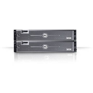 Server second hand Dell PowerEdge 2950 Xeon Dual Core 1.6GHz 4GB DDR2 FBDIMM 2 x 73 SAS 2 x LAN Soft Preinstalat Windows Server 2012 Essentials ROK 25 clienti
