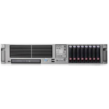 Server second hand HP DL 380 G5 2x Xeon L5420 2.5Ghz 12MB Cashe 8GB DDR2 2x146GB Sas Raid 2 x PSU Soft Preinstalat Windows Server 2012 Essentials ROK 25 clienti