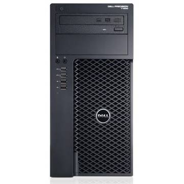 WorkStation second hand Dell Precision T1650 E3-1220 3.1GHz (i7-3370) 16Gb DDR3 256GB SSD DVD-RW Nvidia Quadro 600 1GB Dedicat
