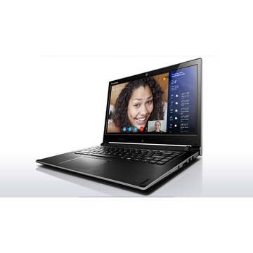 Laptop Renew Lenovo Flex 2 14 Intel i3-4030U 1.9Ghz 4GB DDR3 1TB HD 14 inch Multitouch Webcam Windows 8.1