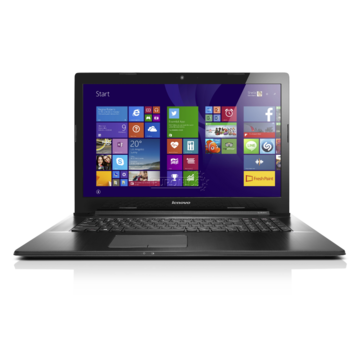 Laptop Renew Lenovo G70-70 Intel Core i7-4510U 2 GHz 4GB DDR3 1TB HDD 17.3 inch HD+ nVidia GeForce 820M 2GB Bluetooth Webcam Windows 8.1