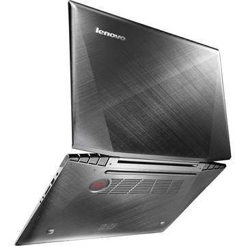 Laptop Renew Lenovo Y70-70 Intel Core i7-4720HQ Quad Core 2.6 GHz 16 GB DDR3 1TB HDD 17.3 inch FullHD Multitouch nVidia GTX 860M 2GB Bluetooth Webcam Windows 8.1